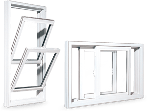 Double Hung & Sliding windows