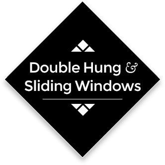 Double Hung & Sliding