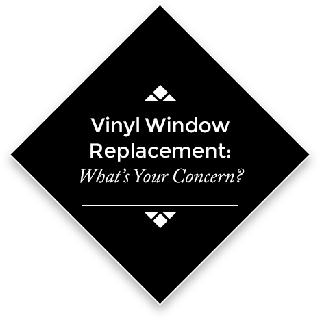 Vinyl Window Replacement