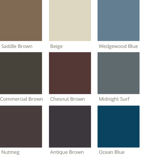 Custom Window Colours