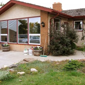 Casement and Fixed Pane Windows