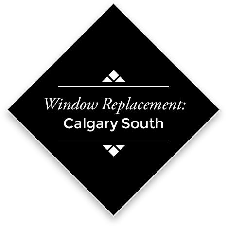 Window Replacement: Calgary South